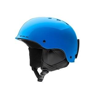 Smith Optics Holt Jr. All-Season Helmet (Imperial Blue/Youth Small) - Blue