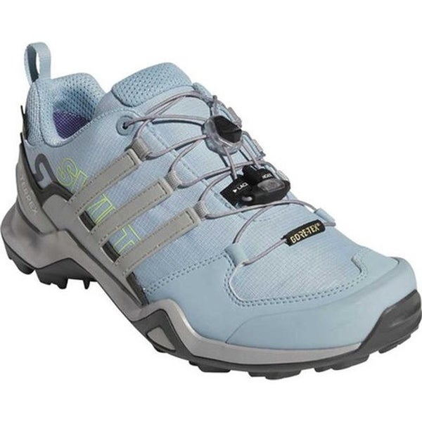 89607deb9e686 Shop adidas Women s Terrex Swift R2 GORE-TEX Hiking Shoe Ash Grey ...