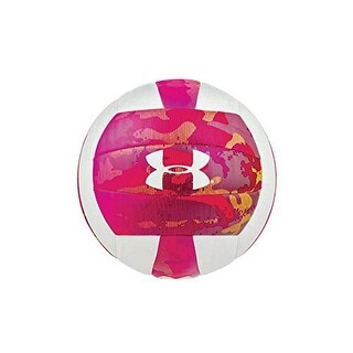 Under Armour Unisex 295 Sand/Beach Volleyball, Purple Camo, Official - purple camo