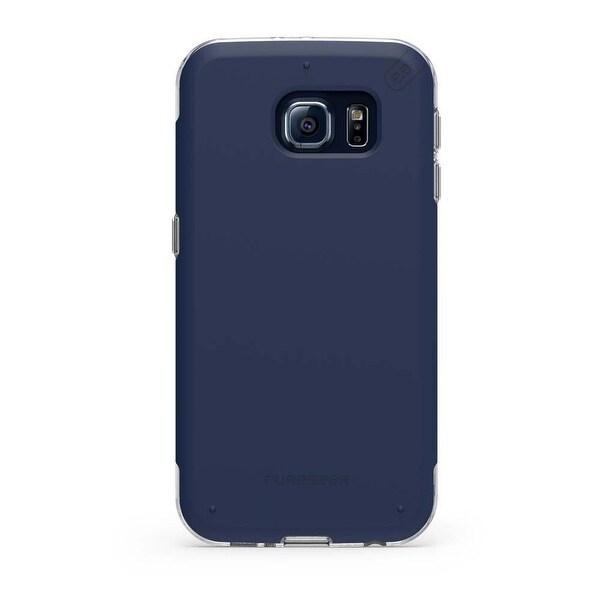 PureGear DualTek PRO for Samsung Galaxy S6 - Blue/Clear