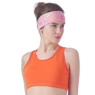 Mad Style Coral Sports Bra
