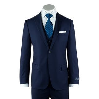Zegna Ermenegildo Cloth Superfine Wool Cobalt Blue Suit & Vest By Canaletto Menswear https://ak1.ostkcdn.com/images/products/is/images/direct/23fd614761ad3884842fd95bdcfafec6bc2c7332/Zegna-Ermenegildo-Cloth-Superfine-Wool-Cobalt-Blue-Suit-%26-Vest-By-Canaletto-Menswear.jpg?impolicy=medium