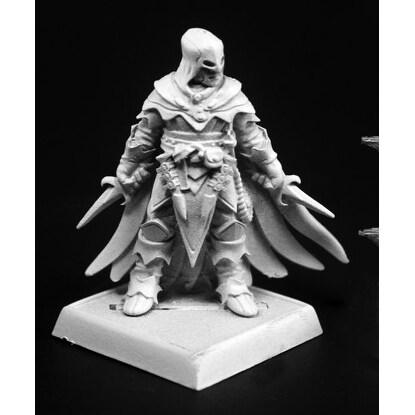 Reaper Miniatures The Red Raven #60203 Pathfinder RPG D&D Unpainted Metal Figure