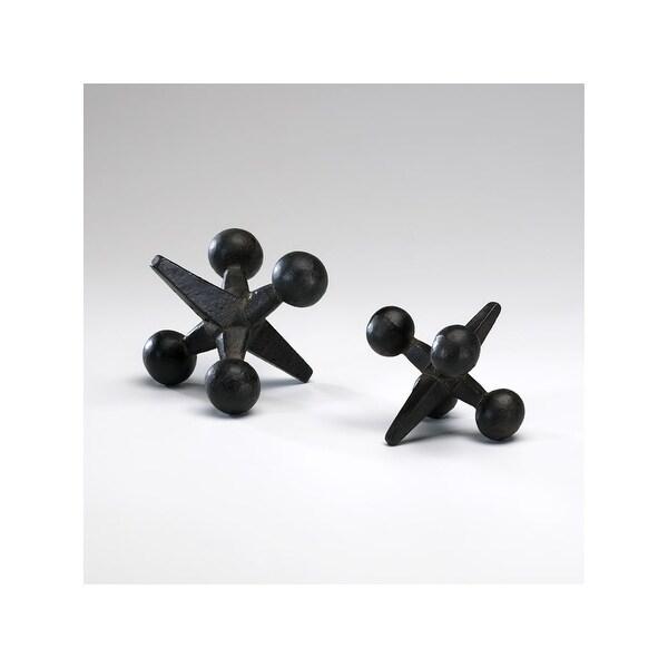 "Cyan Design 2743 3.25"" Small Black Jack - N/A"