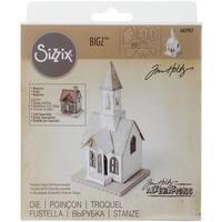 Sizzix 660987 Bigz Die Village Bell Tower by Tim Holtz