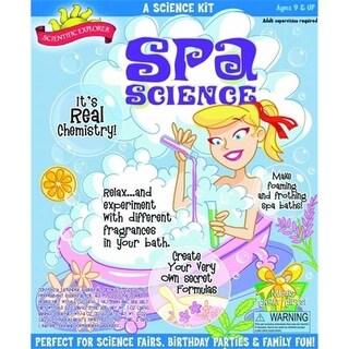 POOF Slinky TPOO-27 Spa Science Kit