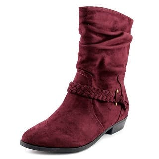Red Women S Women S Boots For Less Overstock Com