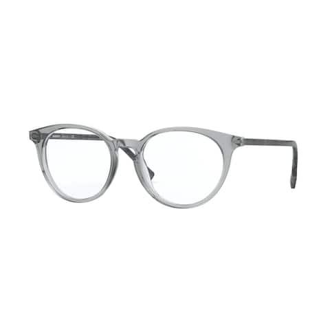 Burberry BE2318 3855 51 Transparent Grey Womens Phantos Eyeglasses