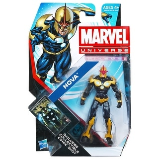 "Marvel Universe 3.75"" Figure Nova"