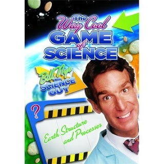 Way Cool Game: Earth Structures&Processes DVD Movie 2005