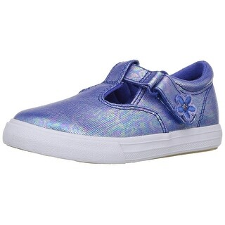 Keds Girls Daphne Leather Low Top Fashion Sneaker