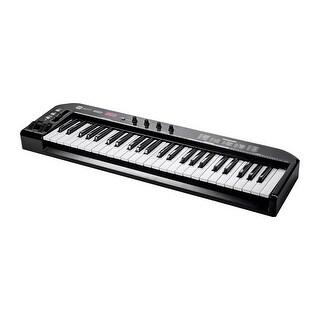 MonopriceStage Right 49-Key MIDI Keyboard Controller, Black