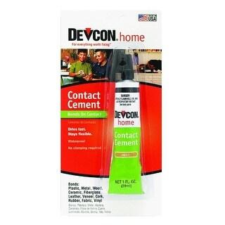 Devcon S-180 Contact Cement, 1 Oz.