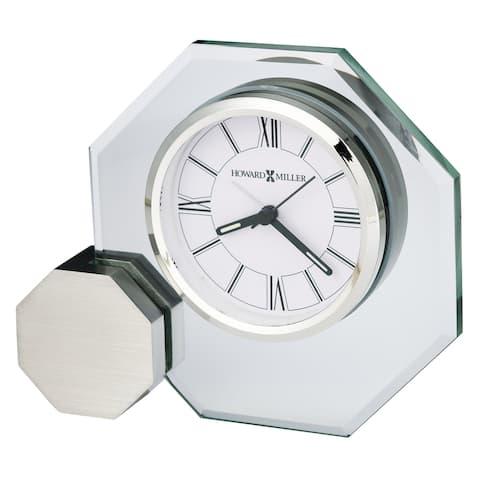 Howard Miller Legend Alarm and Table Clock