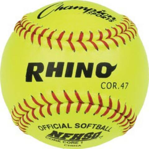 """Rhino Softball - 12"""" (NFHS)"""