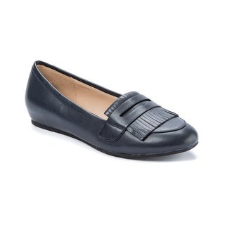 Andrew Geller Posy Women's Flats & Oxfords Navy (2 options available)