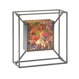 Mosaic Confetti Wall Sconce
