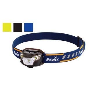 Fenix HL26R 450 Lumen Dual-Output USB Rechargeable Headlamp (Black)