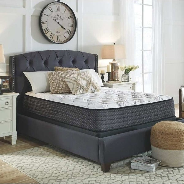 Signature Design by Ashley Limited Edition 13-inch Hybrid Mattress - N/A. Opens flyout.