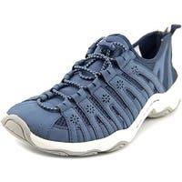 JBU by Jambu Aberdeen Women  Round Toe Canvas Blue Walking Shoe