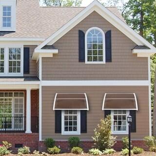 100 x 80CM Door & Window Rain Cover Eaves Door Patio Canopy