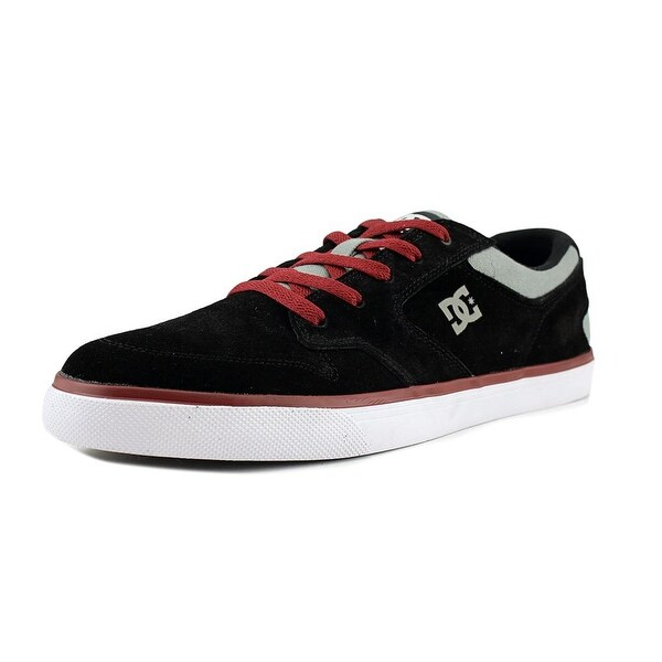 DC Shoes Matt Miller Men Black/Grey/Red Sneakers Shoes