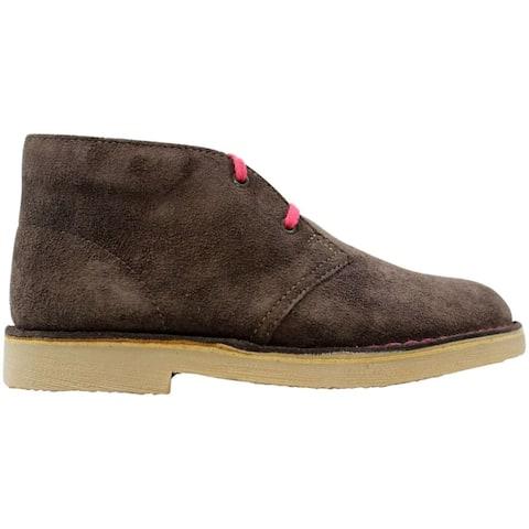 Clarks Desert Boot Grey 26104874 Pre-School