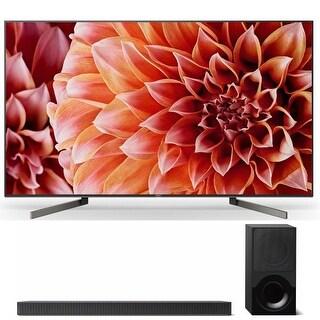 Sony XBR55X900F 55-Inch 4K Ultra HD Smart LED TV (2018) with 2.1ch Soundbar