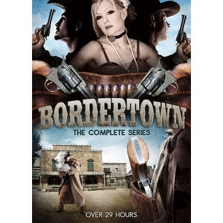 Bordertown: Complete Series [DVD]