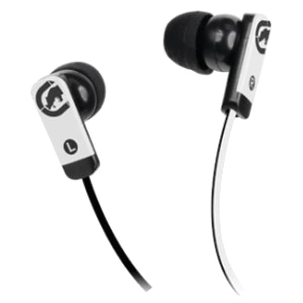 Ecko Unlimited Eku-Zne-Bk Zone Earbuds (Black)