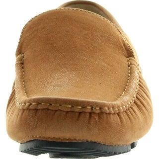 J's Awake Mens Peter-32 Slip On Loafers Moccasins Shoes