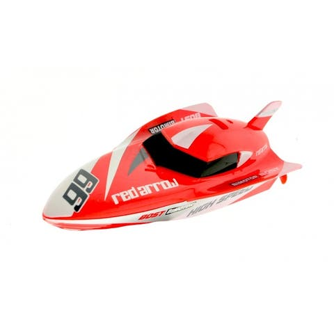 2.4 Ghz Deep V micro speed boat for pool tub and small pond