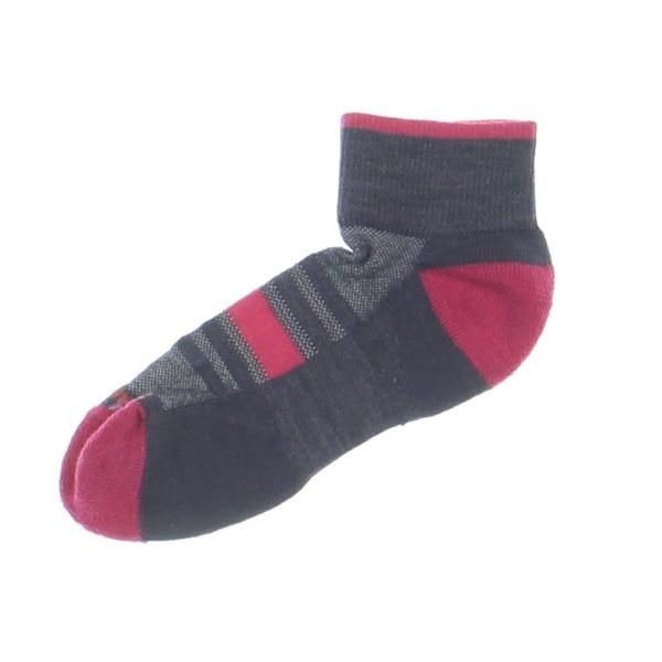 SmartWool Girls Quarter Socks Wool Blend Compression