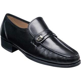 Florsheim Men's Como Ornament Black