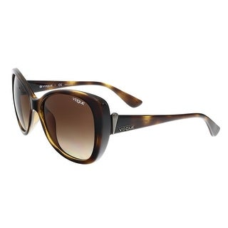 Vogue VO2819S W65613 Havana Square Sunglasses - 58-16-135