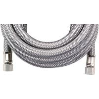 Certified Appliance Im120Ss Braided Stainless Steel Ice Maker Connector (10Ft)