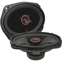 "Cerwin Vega Hed 6""X9"" 2-Way Coaxial Speaker Set - 400W Max / 55W Rms"