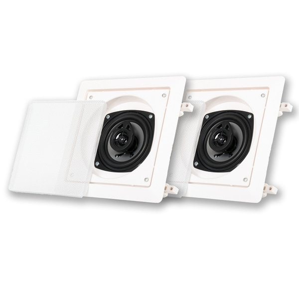 Shop Acoustic Audio CSi42S In Wall / Ceiling Speaker Pair