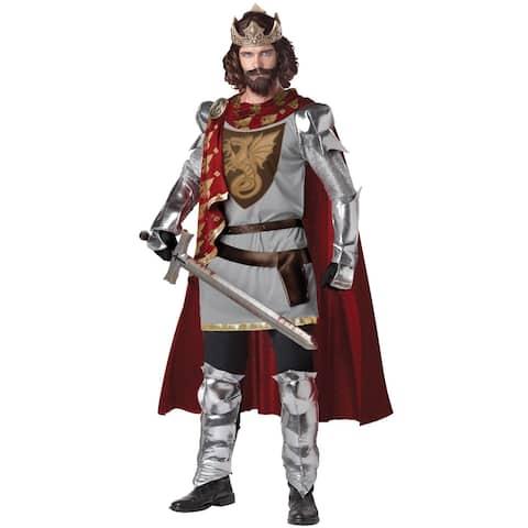 California Costumes King Arthur Adult Costume - Grey