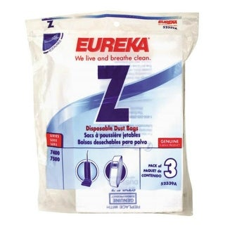 Eureka 52339A Vacuum Cleaner Bag, Style Z