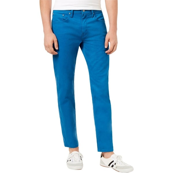 Levi's Mens Tapered Regular Fit Jeans. Opens flyout.