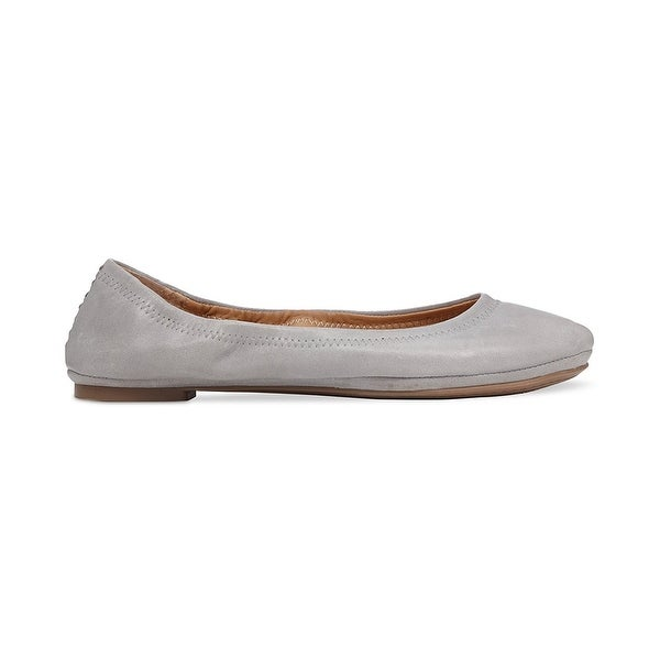 Lucky Brand Womens Emmie Closed Toe Slide Flats