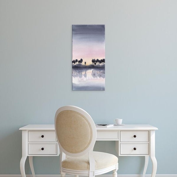 Easy Art Prints Grace Popp's 'Bayside Sunset II' Premium Canvas Art
