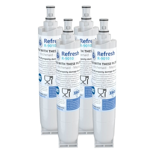 Shop Replacement Refresh R-9010 Refrigerator Water Filter For