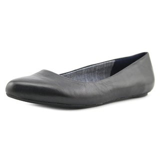Dr. Scholl's Really   Pointed Toe Leather  Flats