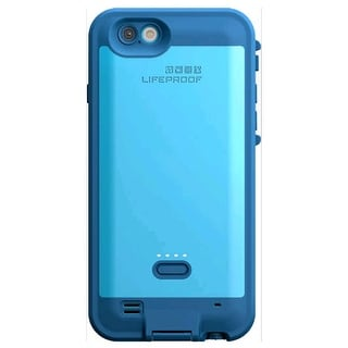 LifeProof Fre Power Waterproof Battery Case for Apple iPhone 6 - Base Jump Blue