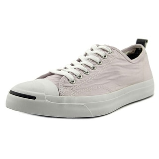 Converse JP Jack Ox Women Round Toe Canvas Pink Sneakers