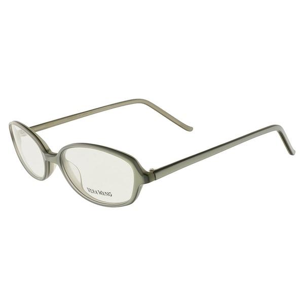Vera Wang V006 Demi Olive Optical Frames - 48/17/140