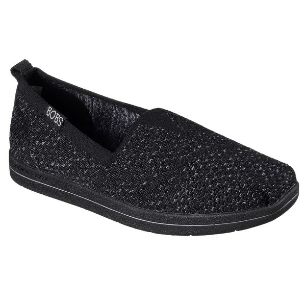 Shop Skechers 34427 Bkgy Women S Bobs Super Plush Long