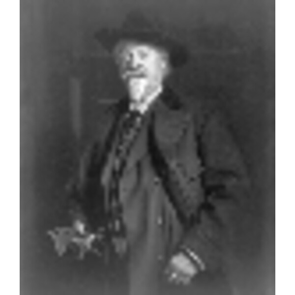 Portrait of Buffalo Bill Cody Photograph (Art Print - Multiple Sizes  Available) - 9 x 12 Art Print